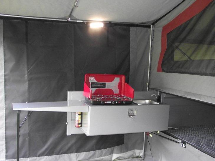 Custom Built Kitchens For Your Camper Trailer Using