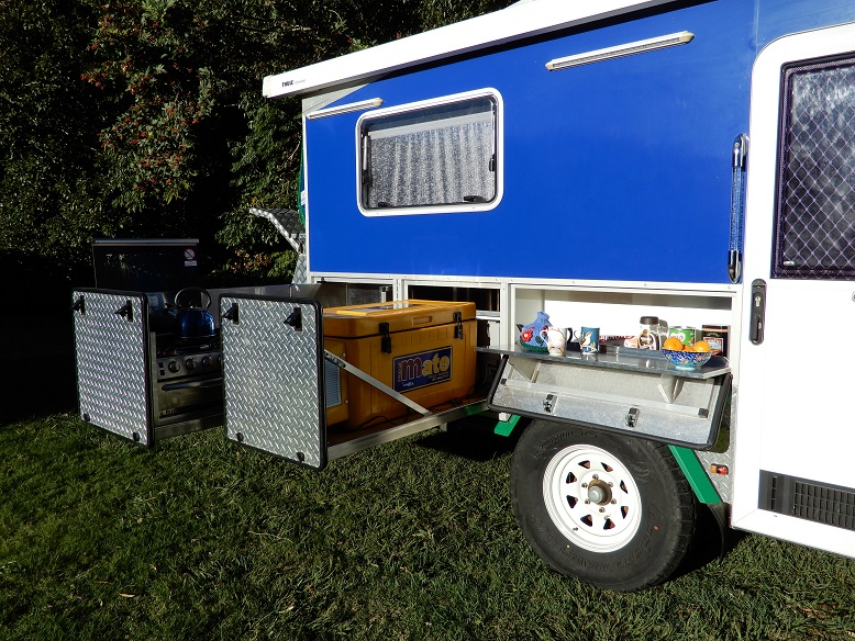 Hybrid Camper Trailer Custom Built In Brisbane