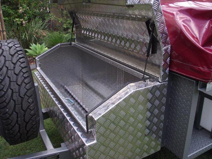 Drawbar storage box from $500