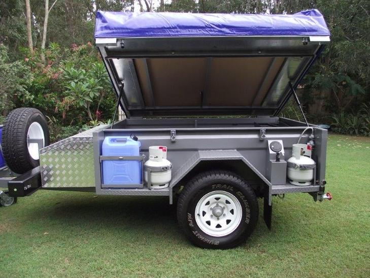 Buy The Russell Model Camper Trailer For Sale In Brisbane