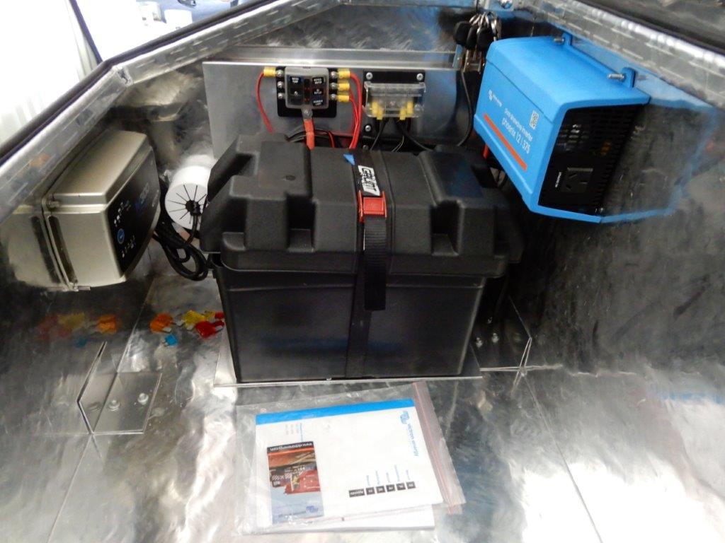 12v electrical systems custom built for your camper trailer, caravan