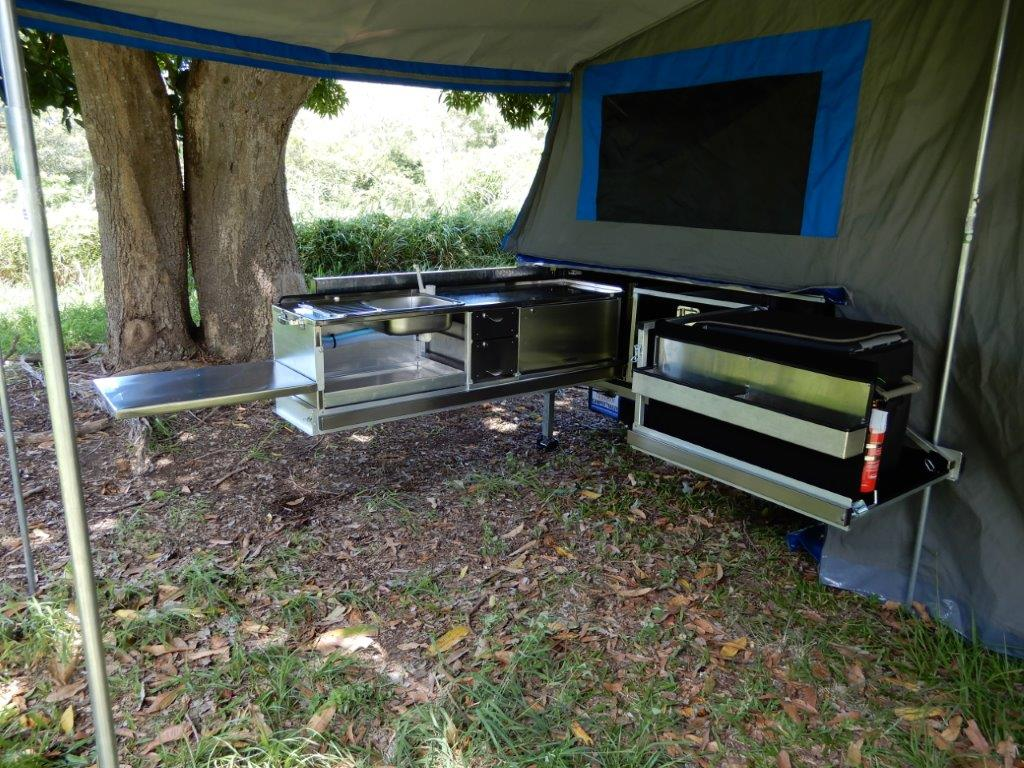 Custom Built Kitchens For Your Camper Trailer Using