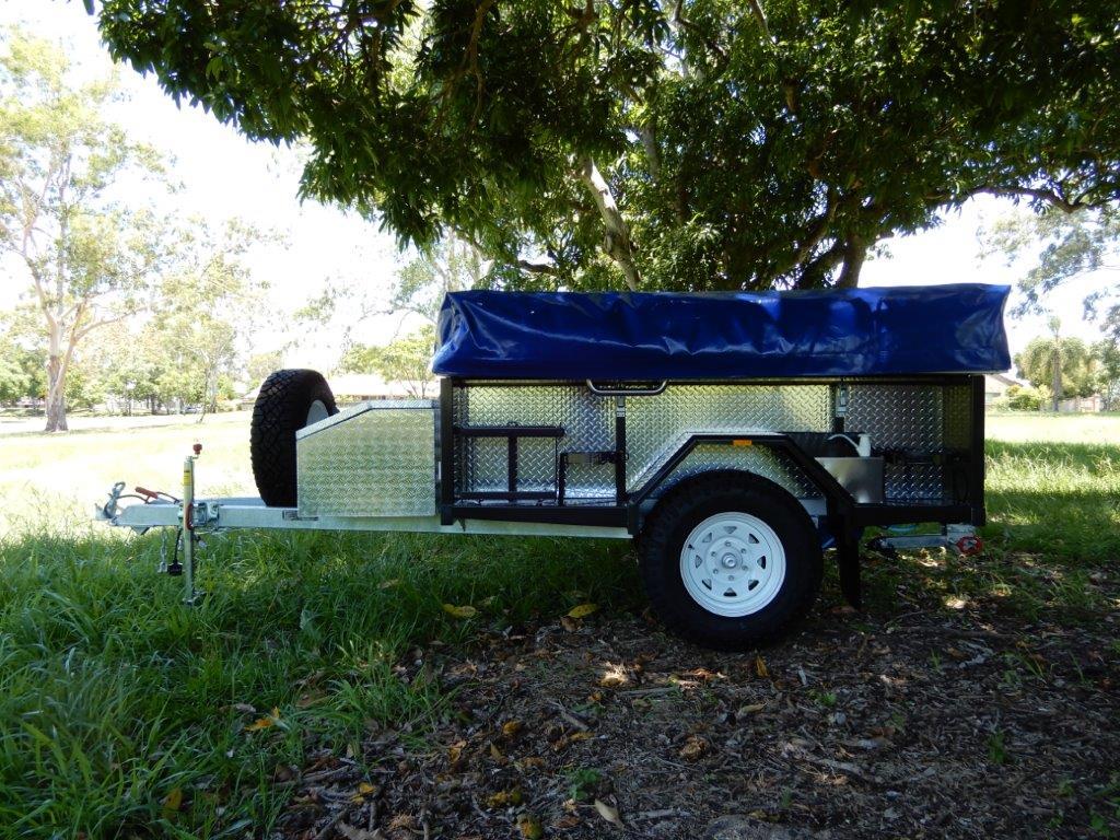 Buy The Straddie Model Camper Trailer For Sale In Brisbane