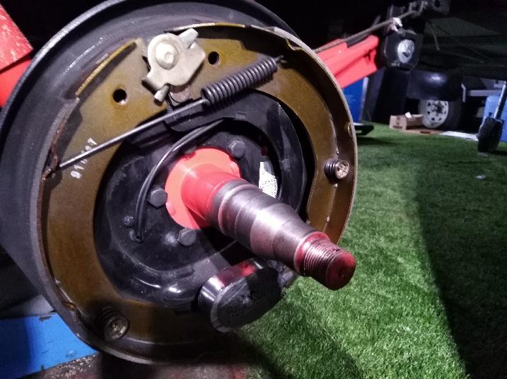 Brakes and bearings repairs