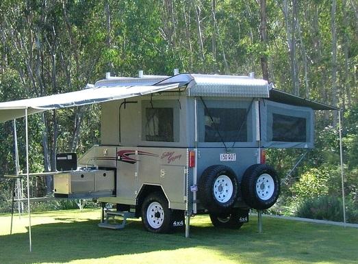 Bayside Camper Trailer Hire And Sales In Brisbane Northside
