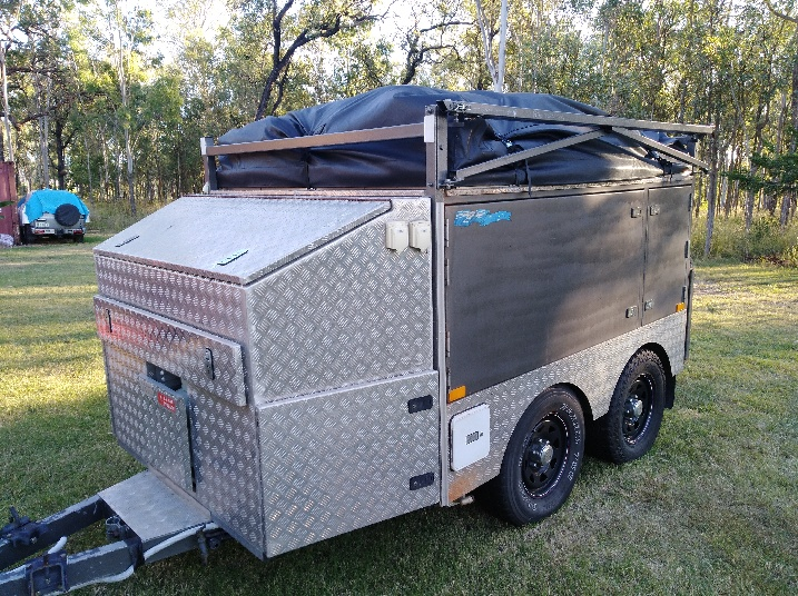 Custom Made Camper Trailers To Your Design Or Ours