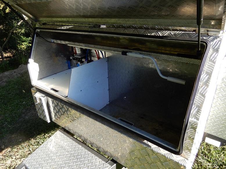 Large external storage
