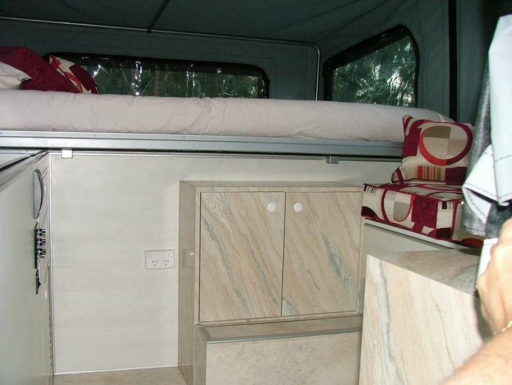 2nd Hand Camper Great Condition Bayside Camper Trailers