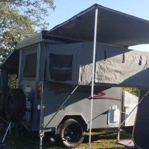 2nd hand camper – great condition
