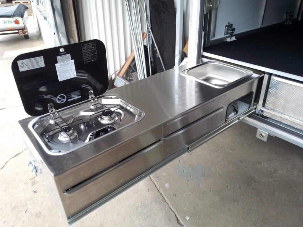 Popular 2 burner Smev cooktop